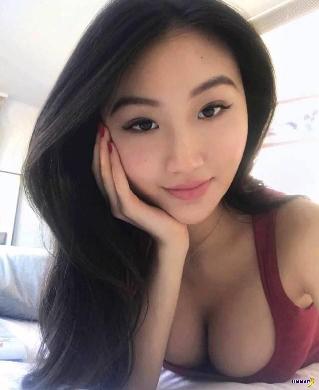 Красивые азиатки - 22