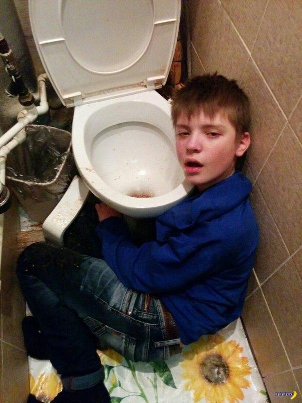 Страх и ненависть в социальных сетях - 409 - Туалеты!