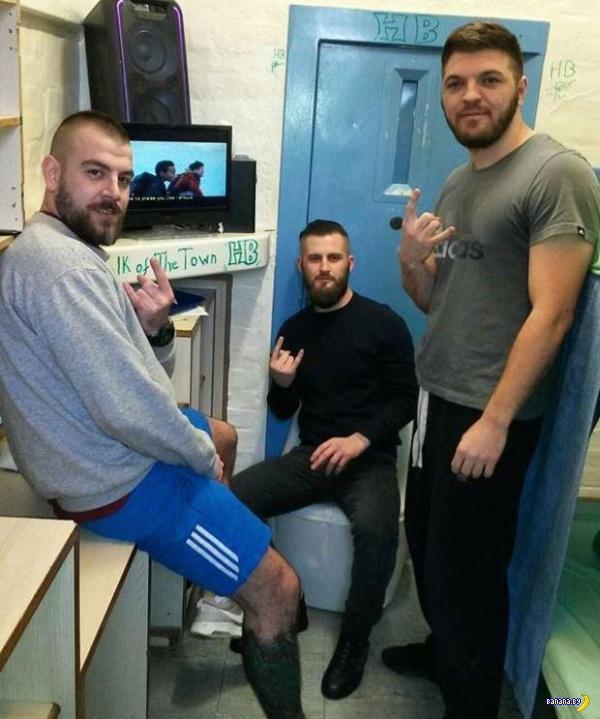 Албанцы и их понты в Лондоне