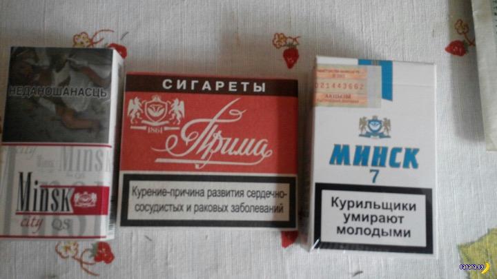 Беларусь обеспечивает треть рынка нелегальных сигарет в РФ