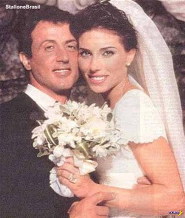 Сталлоне и его жёны
