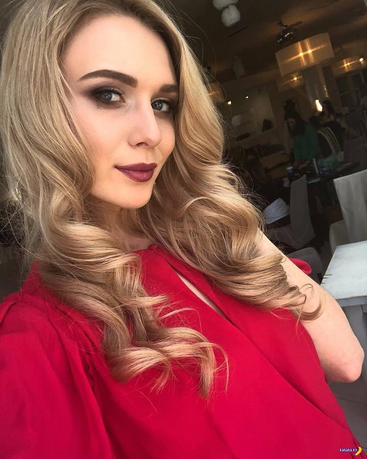 Белоруска победила на очередном конкурсе красоты в Европе