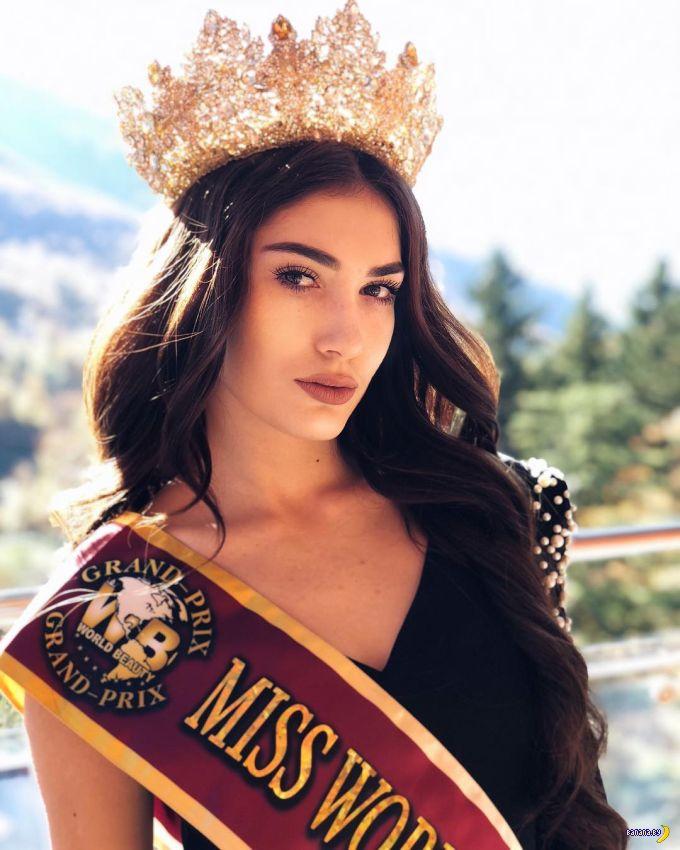 Россиянка победила на Miss World Beauty 2018