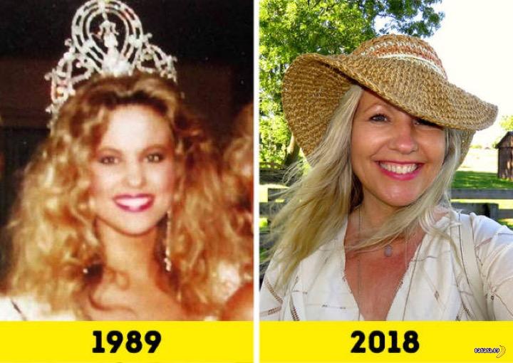 Бывшие Мисс Вселенная –есть ещё ягоды в ягодицах!