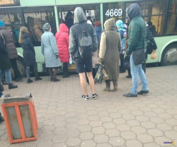 """Паблик """"Белорусский модник"""" явил новых героев!"""