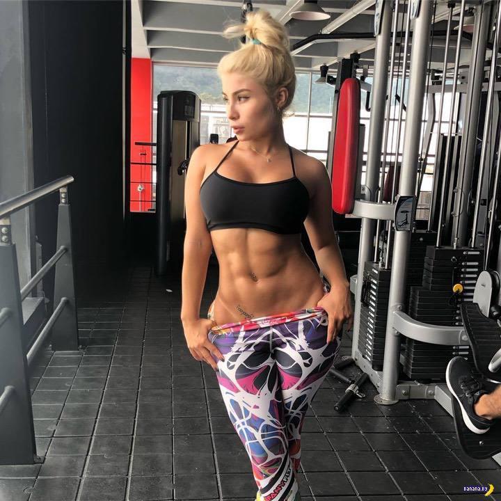 Спортивные девушки - 187
