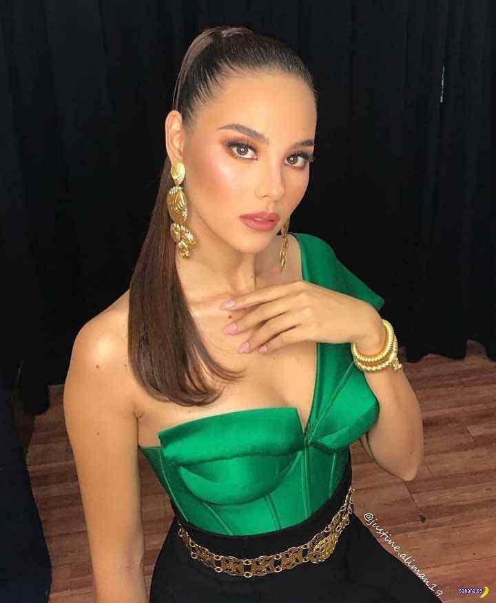 """А вот и победительница конкурса красоты """"Мисс Вселенная 2018""""!"""