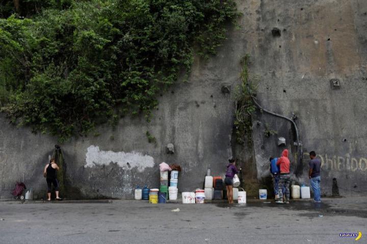 Венесуэла: красивые девушки, нечего жрать