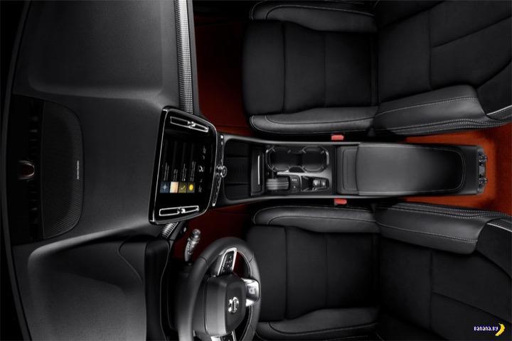 А как вам 2019 Volvo XC40?