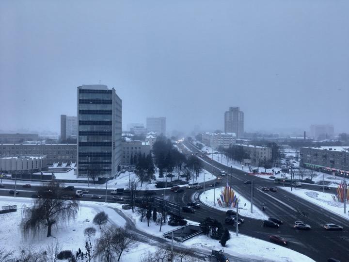 Погода: снег нас будет засыпать! ❄️