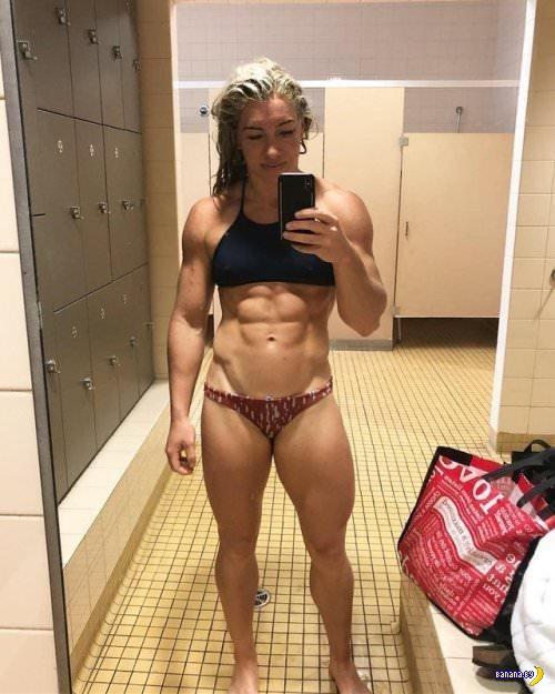 Спортивные девушки - 188