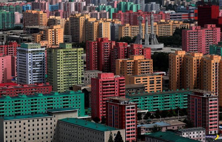 Тонна свежих фотографий из Северной Кореи