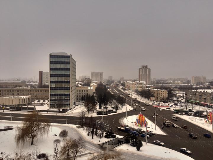 Погода: на нас идёт циклон из Польши!