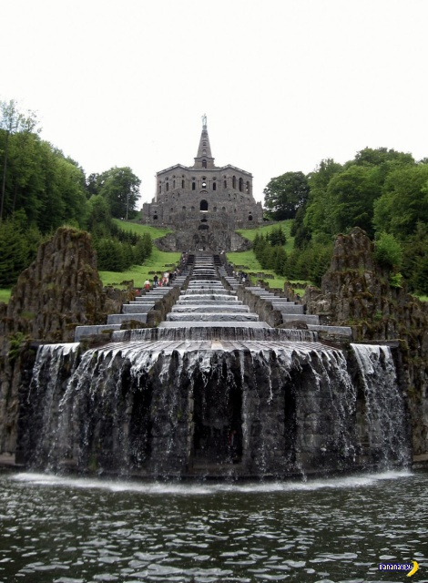 Самые красивые фонтаны в мире
