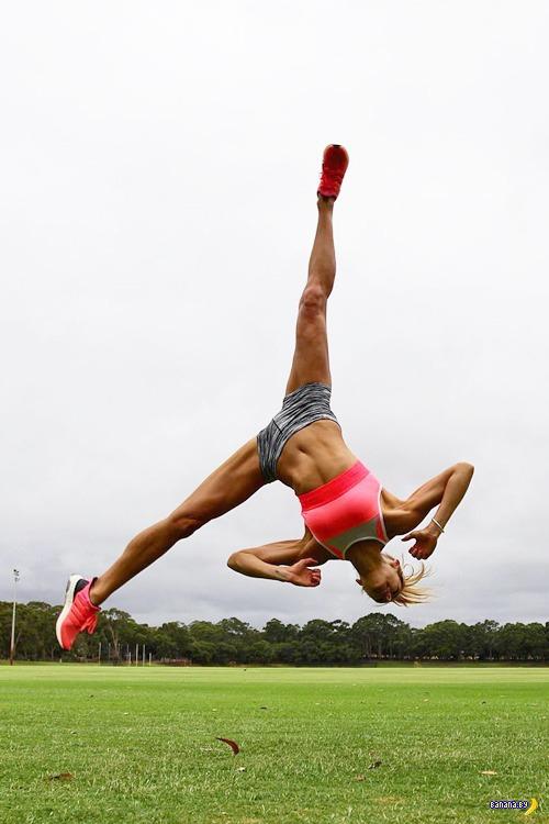 Спортивные девушки - 189