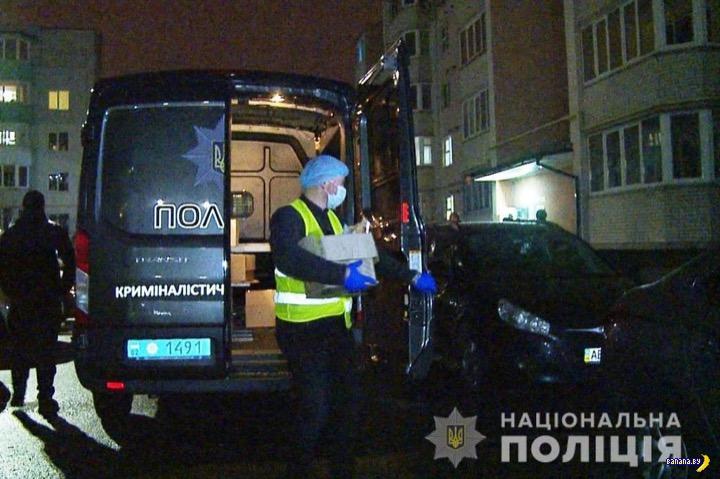 Украинец убил семью молотком