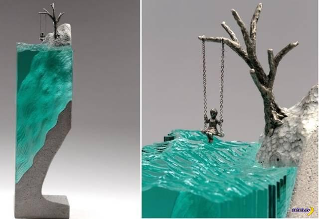 Необычные скульптуры