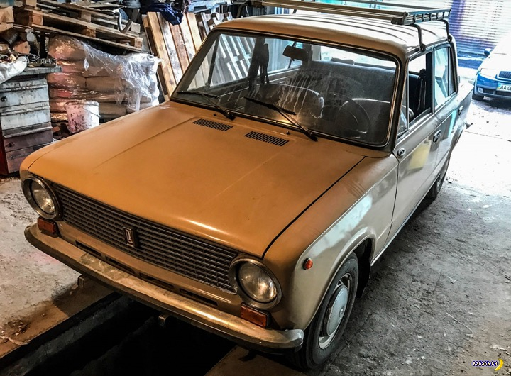 ВАЗ-21013 в идеальном состоянии