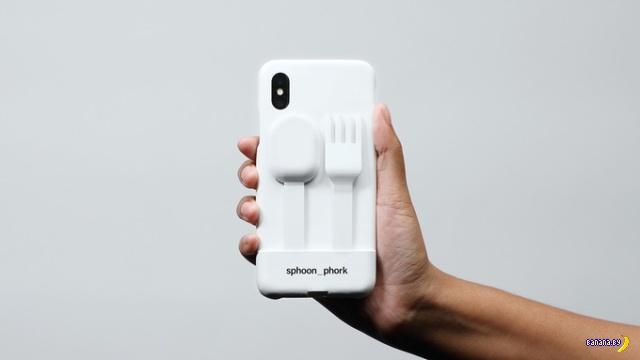 Самый полезный чехол для iPhone!