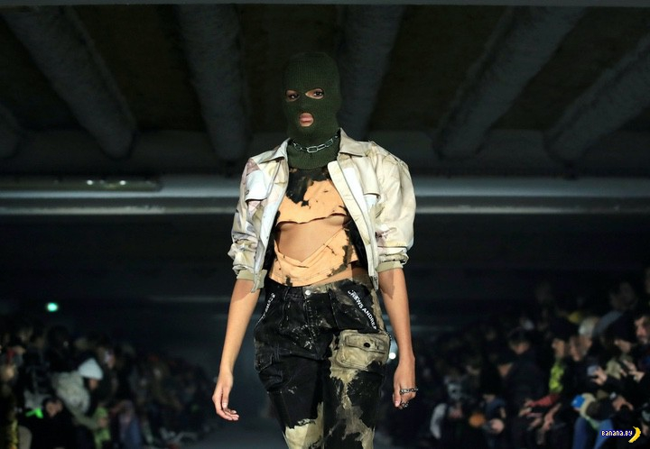 Новости высокой парижской моды