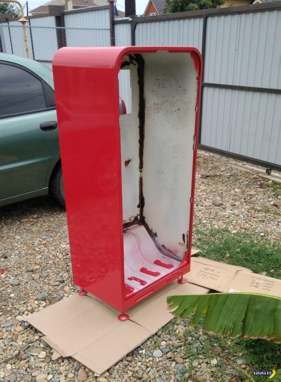 Холодильник ЗиЛ –перерождение!