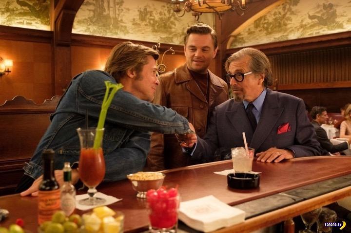 Первые кадры из фильма Тарантино «Однажды в Голливуде»