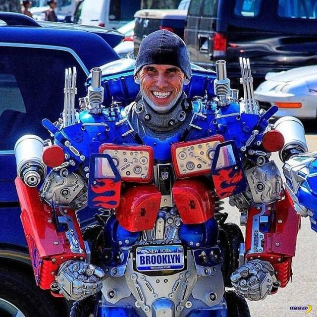 Дядя Питер и его роботы