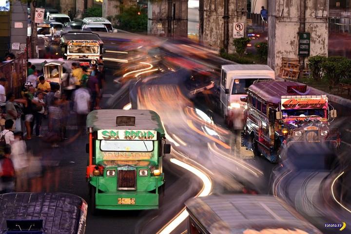 Манила: край уникальных Джипни!