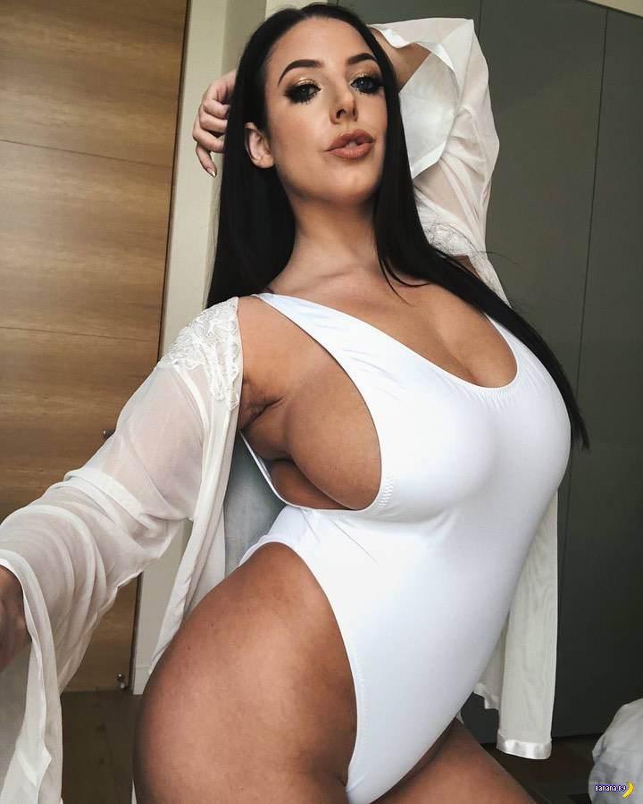 Анджела Уайт - лучшая порноактриса года