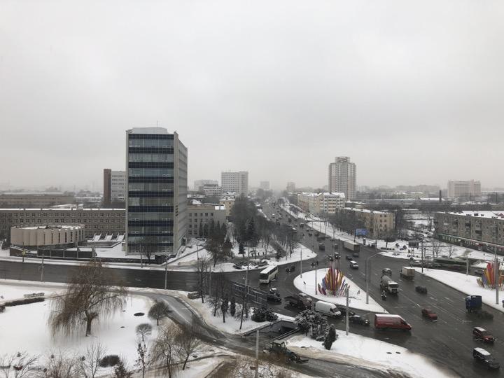 Погода: февраль приносит потепление!
