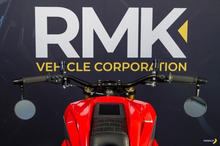 Могучий прототип RMK E2