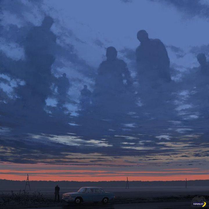 Рисует Алексей Андреев