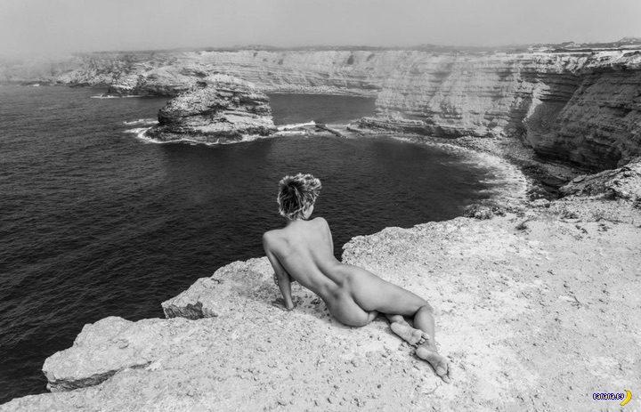 Мариса Папен снова голая – теперь в Португалии!