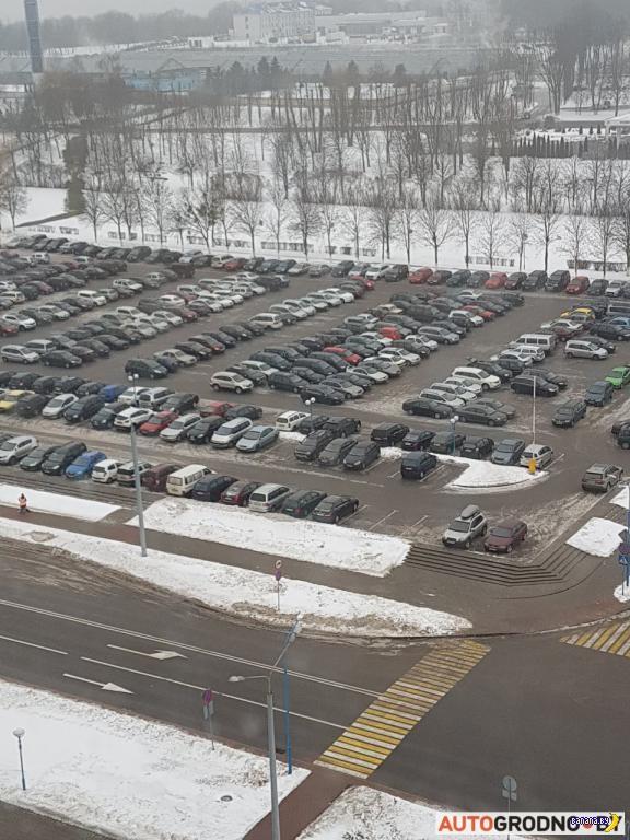 Чудо на парковке