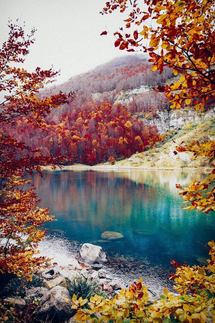Россыпь красивых фотографий - 249