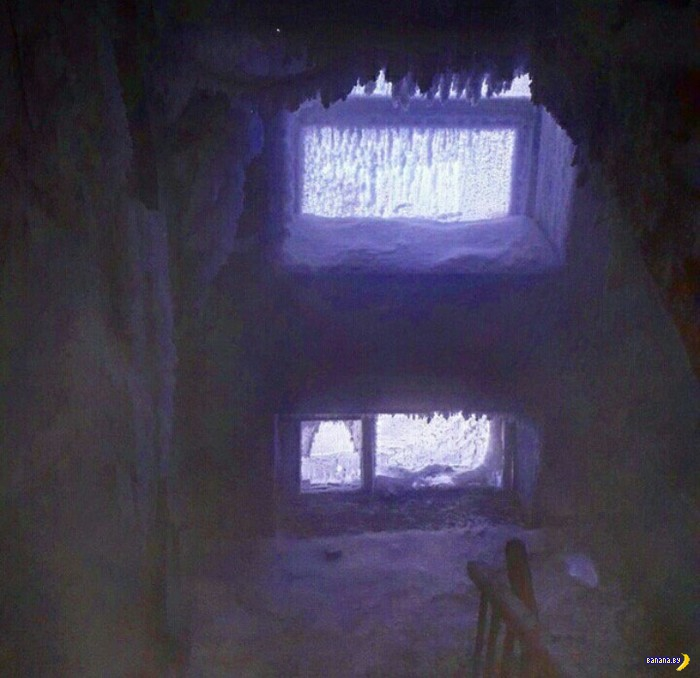 Как выглядит зима в Омске