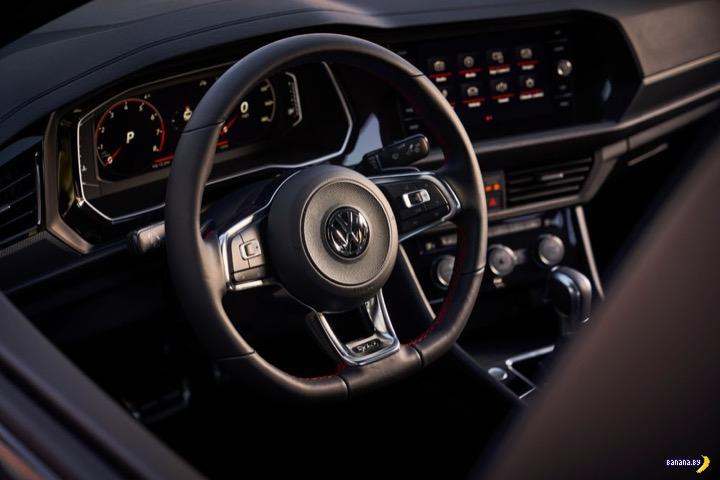 А как вам 2019 Volkswagen Jetta GLI?