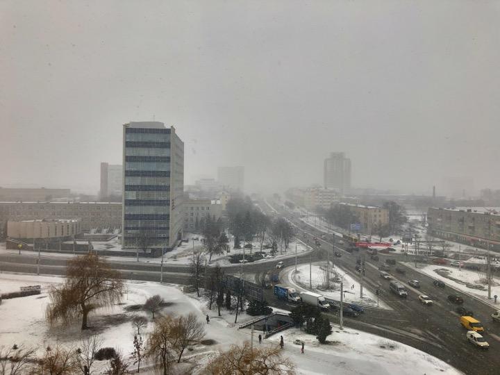 Погода: сырая неделя в Беларуси!