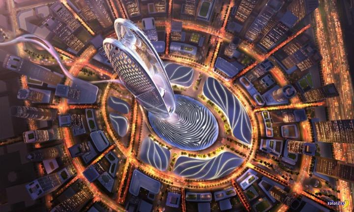 В Дубае построят небоскрёб Бурдж Джумейра