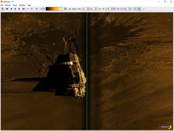 На дне океана нашли авианосец USS Hornet