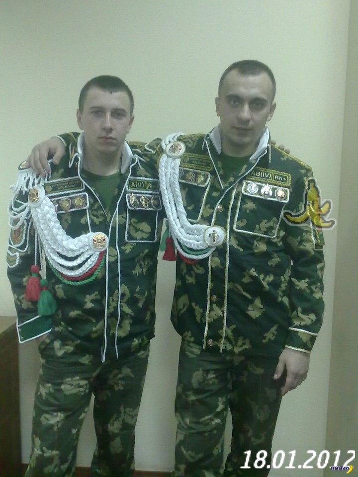 Модные белорусские дембеля – продолжение!