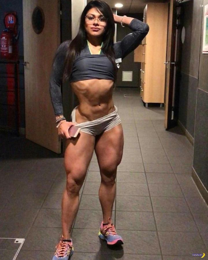 Спортивные девушки - 197