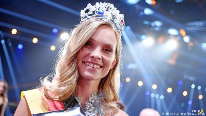 Титул Мисс Германия 2019 достался полицайке