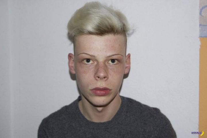 Немецкий студент решил стать Барби