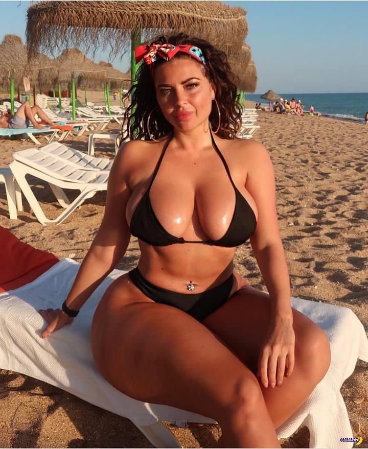 Британское тело - DJ Hannah
