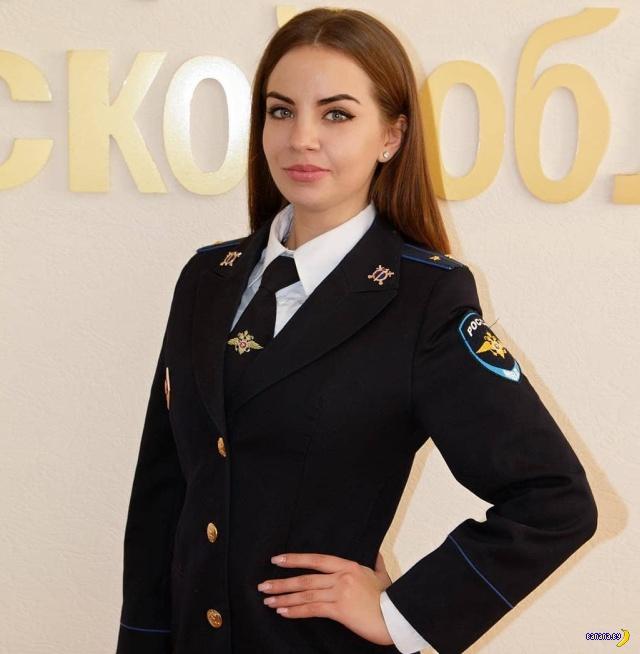 Красивые девушки в форме из России