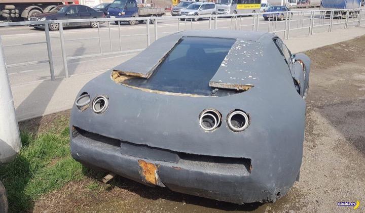 Bugatti Veyron –Krasnodar edition