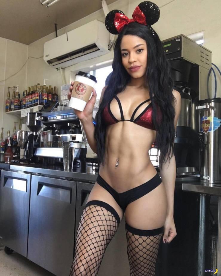 Вы кофе продаёте или стриптиз показываете?