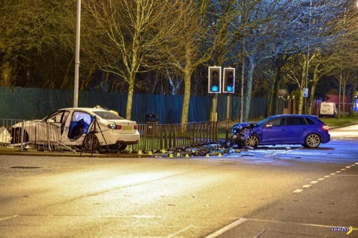 Уличная гонка не задалась –погибло двое детей