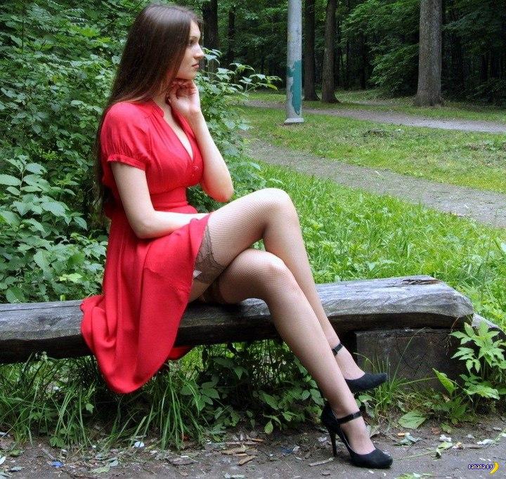 Улов из социальных сетей - 324 - Леди в красном!